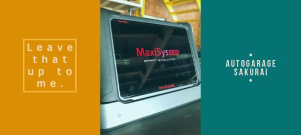 MaxiSys診断