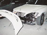 メルセデス・ベンツ【Eクラス】 板金塗装・修理の画像1