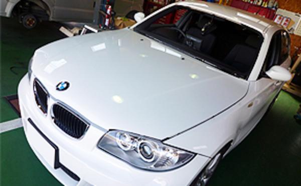 BMW【3シリーズ】 修理
