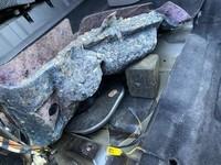 ゴルフトゥーランの水漏れ(雨漏れ)の修理の画像1