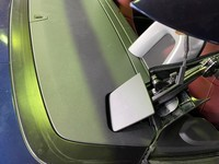 BMW Z4 よくある故障 電動ソフトトップ(ハードトップ)の修理の画像1